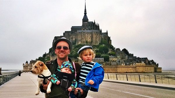 One Man & His Dog Discover Dog Friendly Normandy