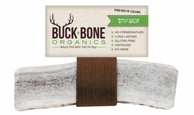 natural elk dog chews