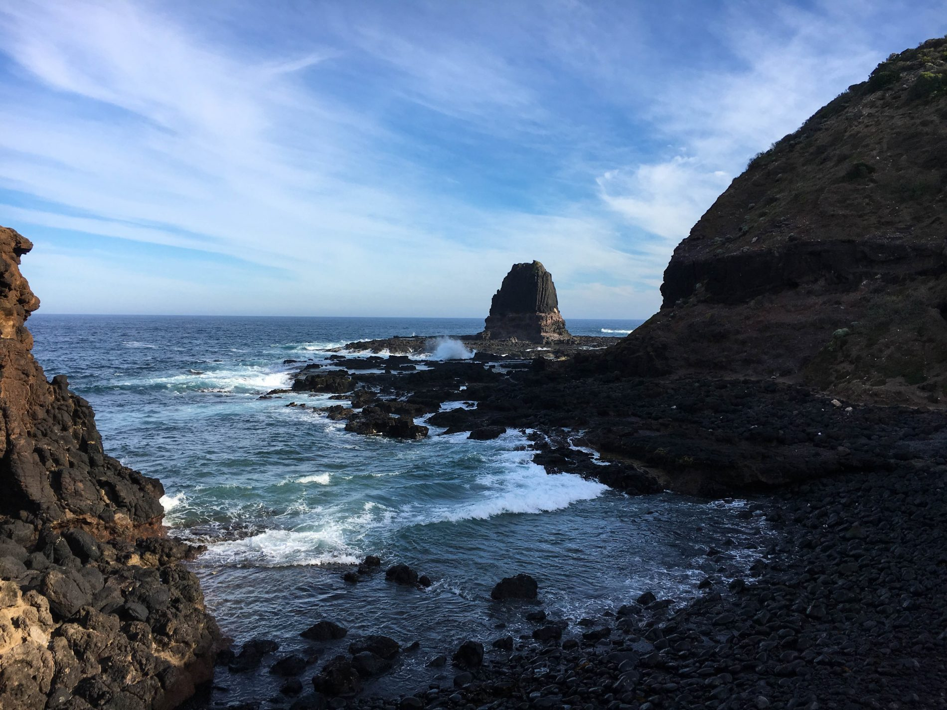 road trip en Van en Australie - Cape Schanck - Mornington Peninsula
