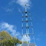 placas solares y molino de casa rural ecológica Kaaño etxea