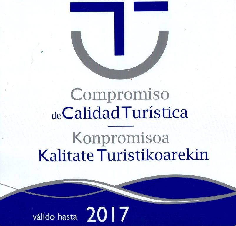 logo certificado calidad turística - manual de buenas prácticas