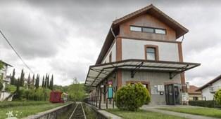 asa rural ecológica Kaaño etxea - estación tren Plazaola Lakumberri