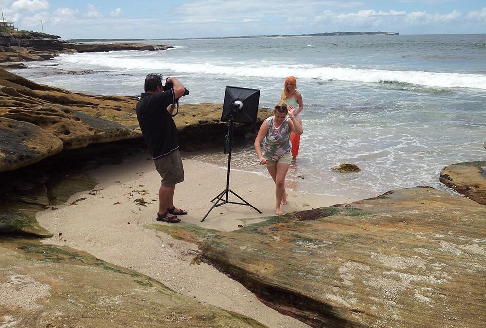 Beach & Rock Shoot