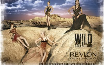 Revlon Professional Wild Collection