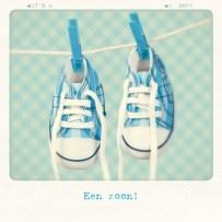 Tekst kaartje geboorte