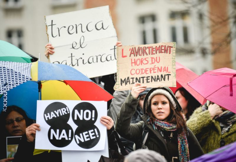 8 Mars 2017-Action-Brussel (2)