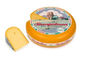 Stompetoren jonge kaas