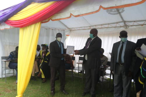 Kabale University Holds the 5th Guild Swearing-in Ceremony