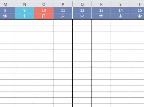 [PhpSpreadsheet]列番号から列アルファベットに変換する