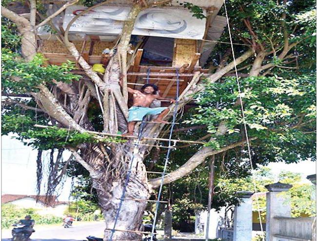 dadang-di-rumah-panggung-yang-kini-menjadi-tempat-tinggalnya-di-dusun-bayatrejo-desa-wringin-pitu-kecamatan-tegaldlimo-banyuwangi-kemarin