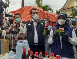 BPOM Gerebek Tiga Pabrik Jamu Ilegal di Banyuwangi