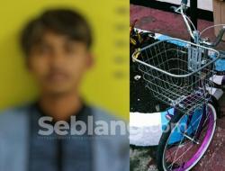 Rampas Sepeda Anak 6 Tahun, Pemuda Plampangrejo Ditangkap Polisi