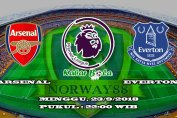 Kabarbola - Arsenal vs Everton