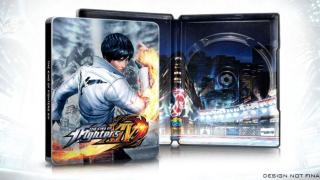 The King of Fighters XIV Special Anniversary Edition Dirilis Atlus