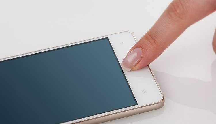 Merawat Sensor Fingerprint - Jangan Men-scan Jari Bila Kotor