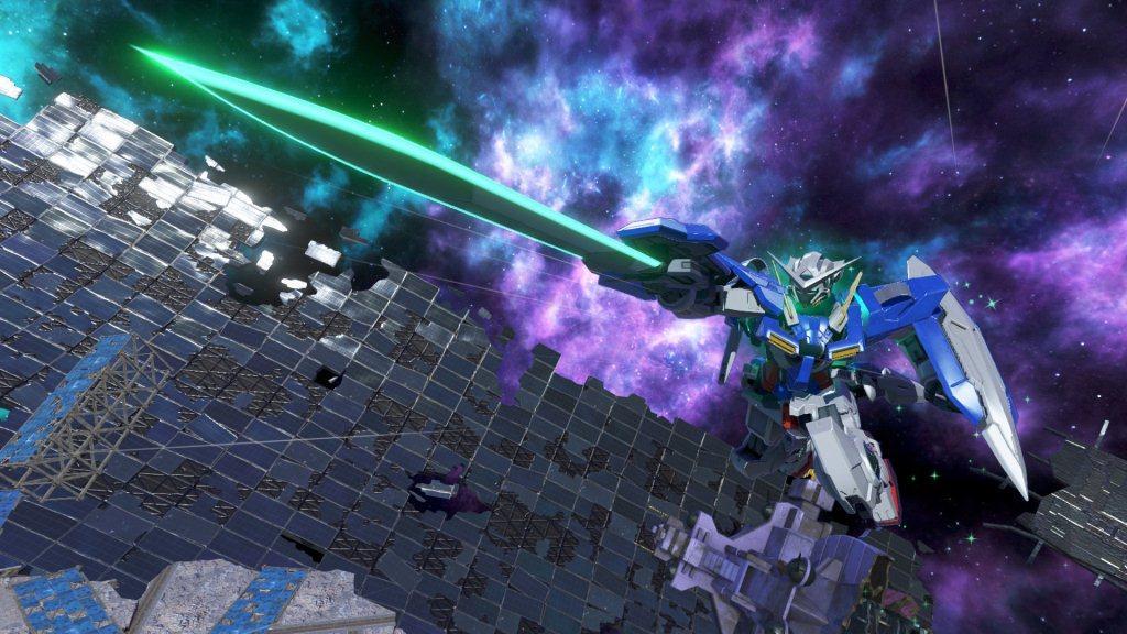 Pertempuran 2vs2 Gundam Versus