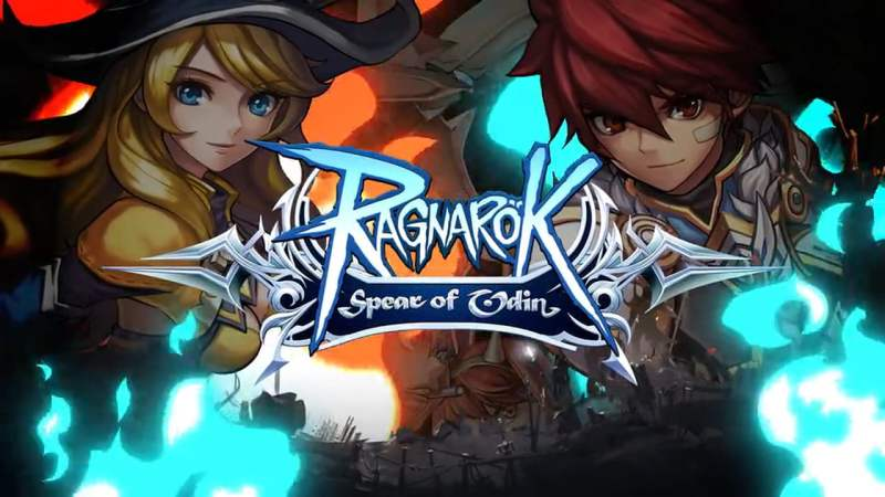 Ragnarok Spear of Odin Mobile Versi Closed Beta Dirilis
