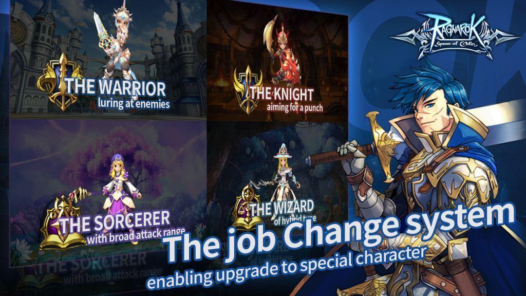 Sistem Perubahan Pekerjaan