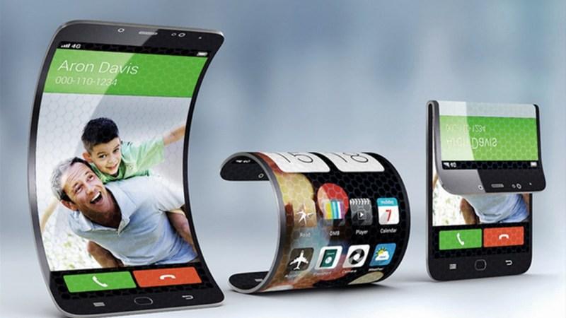 Smartphone Lipat Akan Dirilis Samsung!