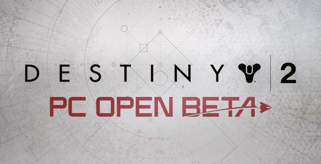 Destiny 2 Versi PC Open-Beta
