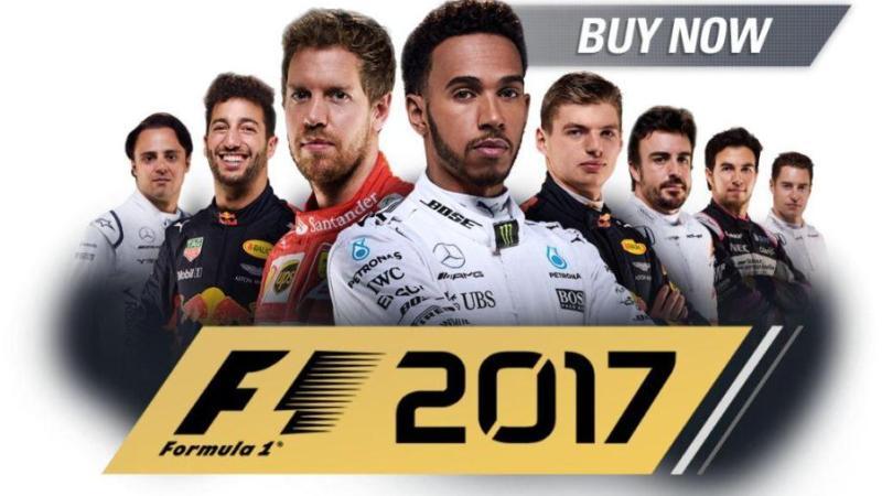 F1 2017 Versi Linux Segera Dirilis di Steam