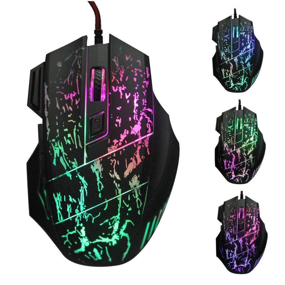 Rekomendasi Mouse Gaming Murah, Berkualitas, dan Terbaik - Gaming Mouse Smart Mice