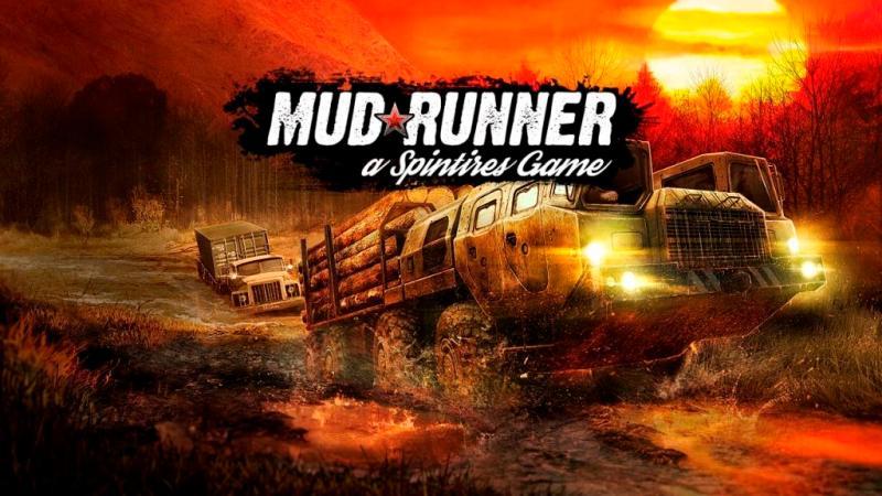Spintires MudRunner: Game Off Road Terbaik!