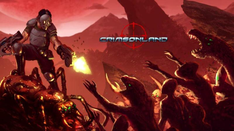 Crimsonland, Game Shooting Klasik Nintendo Switch