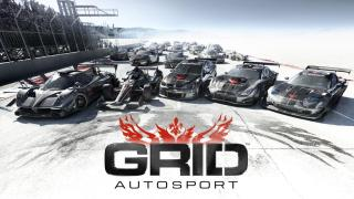 Games Mobile Grid Autosport Dirilis