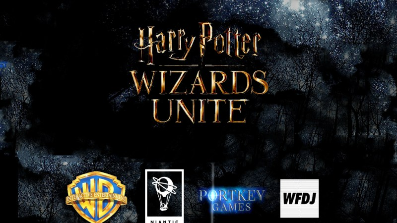 Harry Potter Wizards Unite Versi Konsol