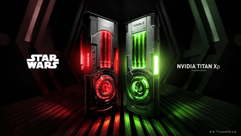 Kartu Grafis Nvidia Titan Xp Edisi Star Wars  Dirilis!