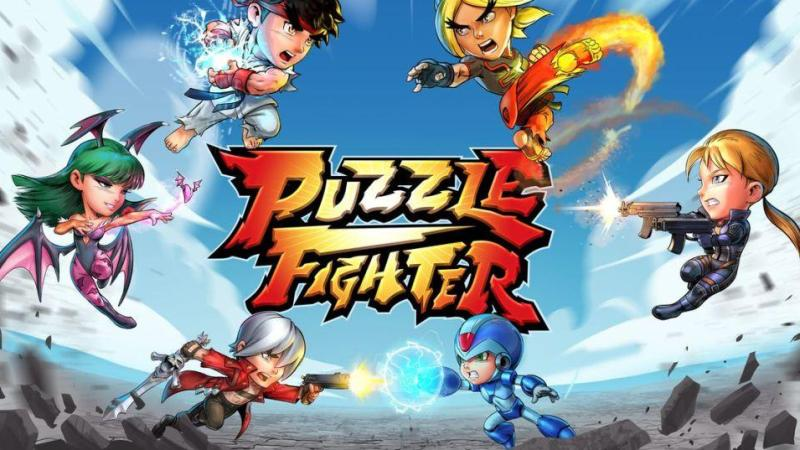 Puzzle Fighter: Game Puzzle Ala Street Fighter! (Review)