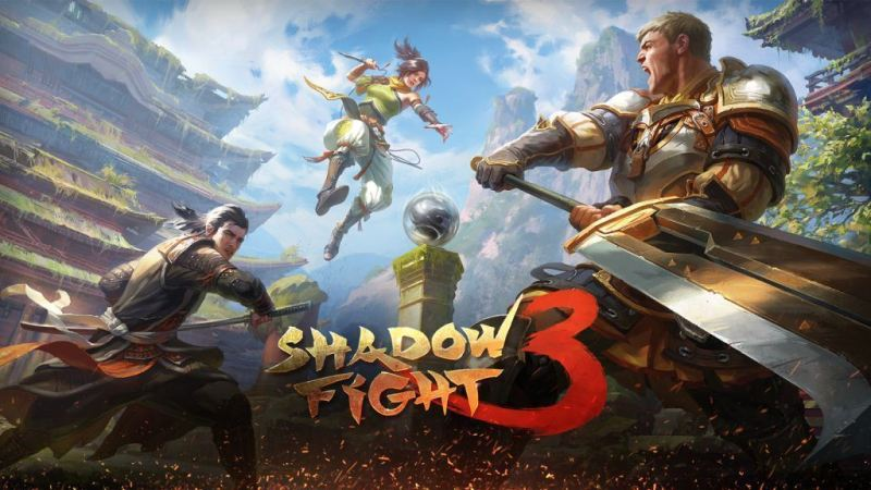 Shadow Fight 3: Game Fighting Mobile RPG Ala Ninja (Review)