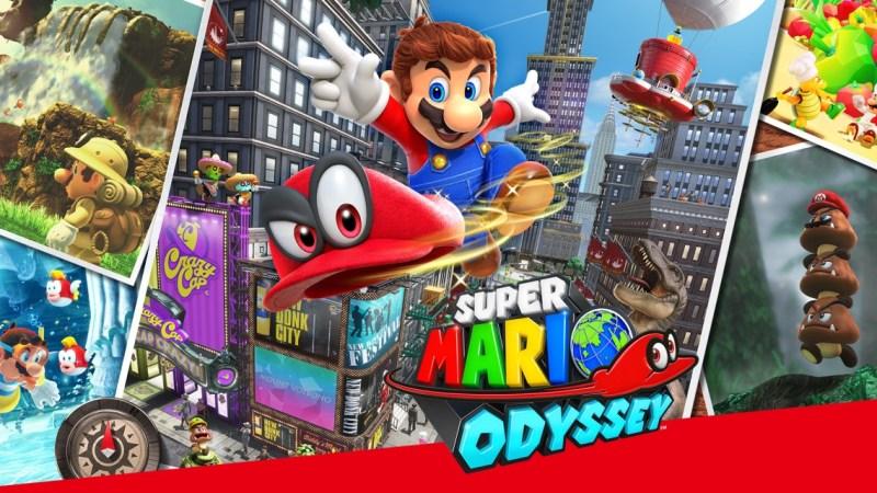 Super Mario Odyssey Pecahkan Rekor Penjualan Switch!