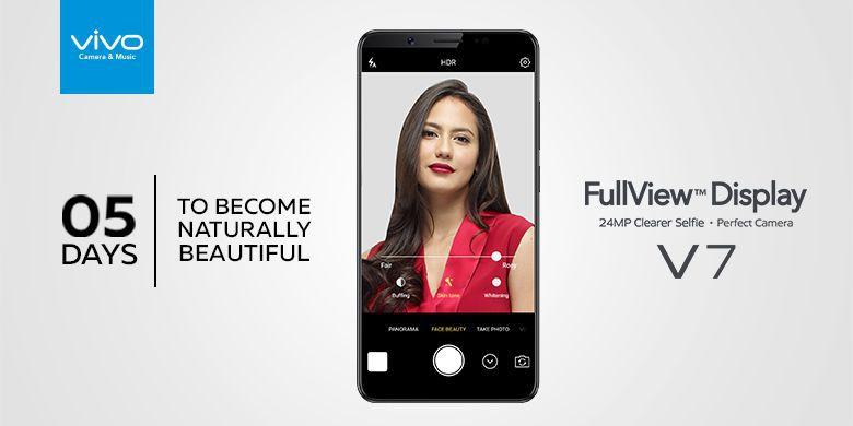Vivo V7 Akan Hadir Dengan Skin Eksklusif Mobile Legends