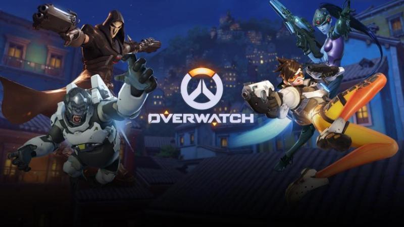 Hero Populer 2017 Overwatch