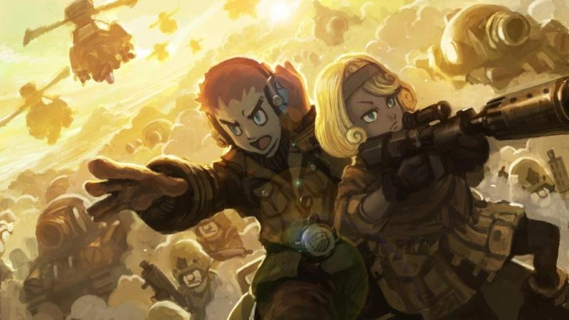 Tiny Metal, Game Strategy Turn Base AREA 35 Telah Rilis