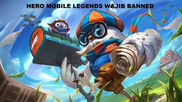 7 Hero Mobile Legends Wajib Banned