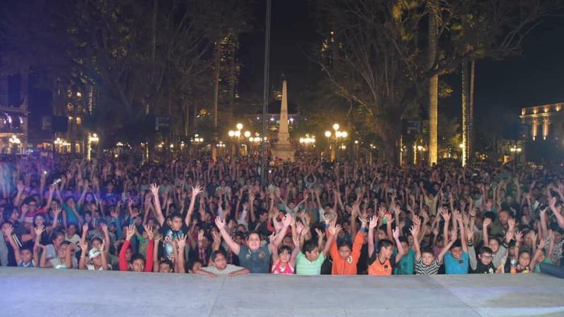 Nonton Bareng Dragon Ball Super 130 di Meksiko