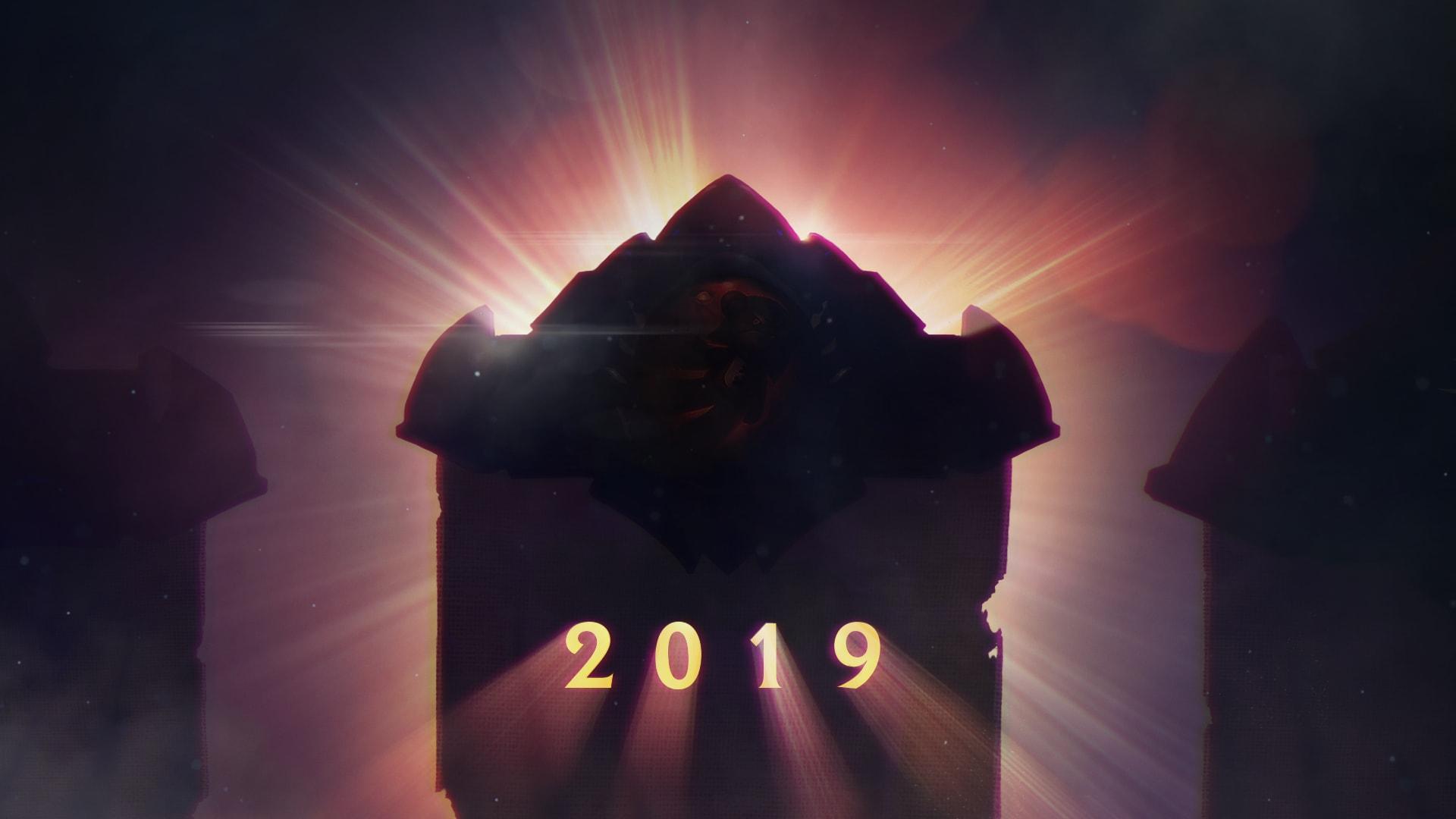 Update LoL 2019