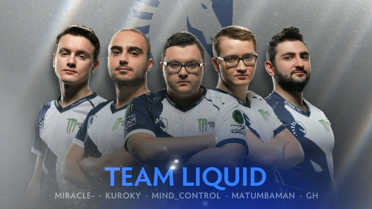 Team Liquid The International 2018