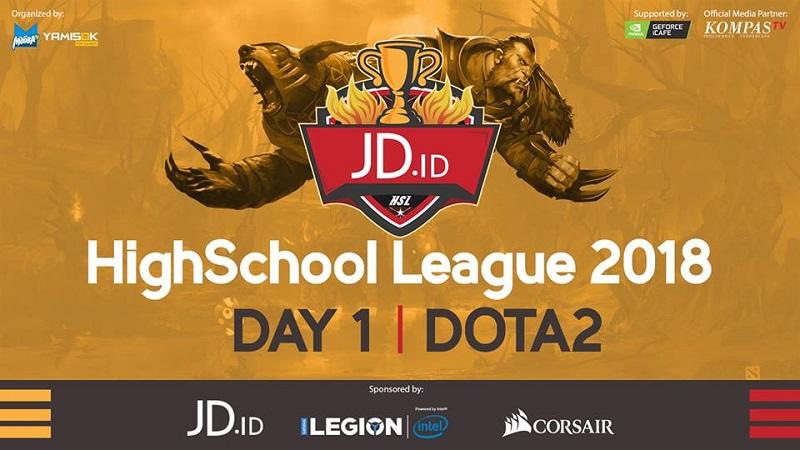 High School League 2018, Liga eSports Khusus SMA