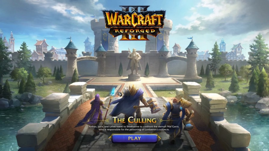 Warcraft 3 Reforged The Culling
