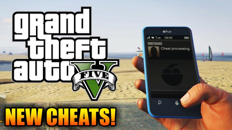 Cheat GTA 5 PC, PS3, PS4 & Xbox 360 Terbaru & Terlengkap