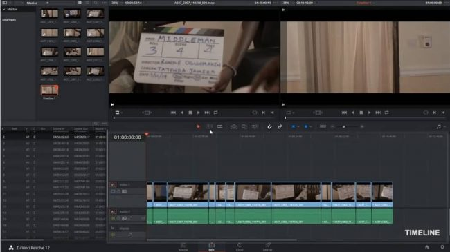 aplikasi Edit Video Gratis DaVinci Resolve
