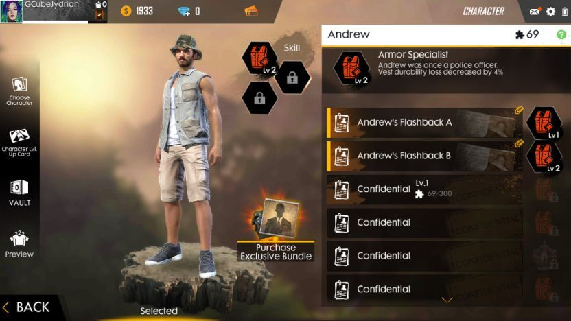 andrew free fire