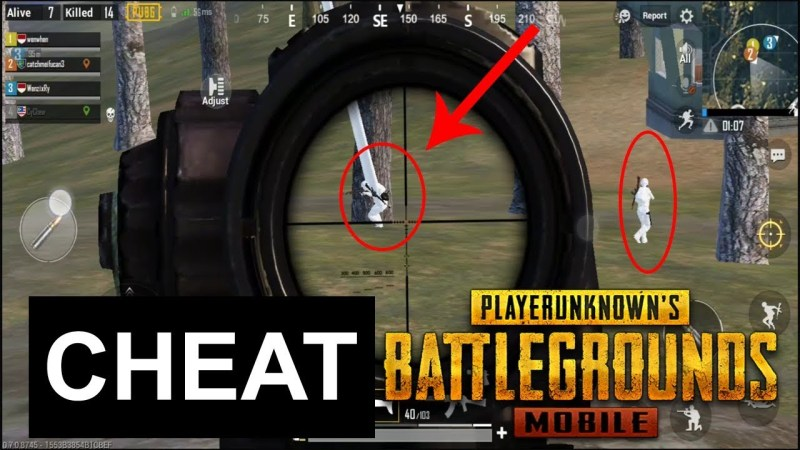 7 Cheat PUBG Mobile No Root Terbaru 2019, 100% Works!