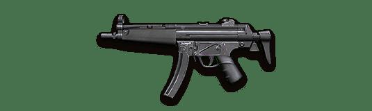 Senjata Free Fire Tersakit - MP5