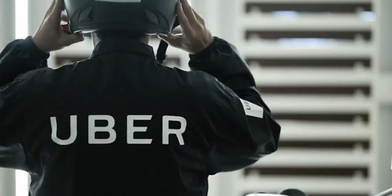 Ojek Online Uber