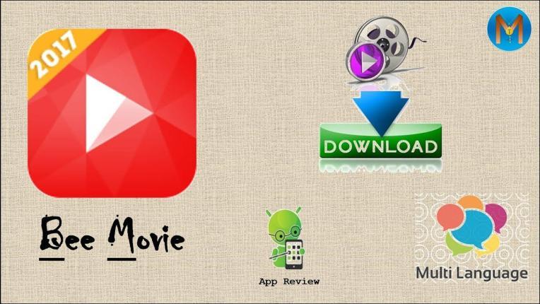 Aplikasi unduh film BeeMovie App